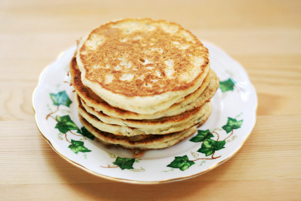 Cottage Pancakes - Things for Boys