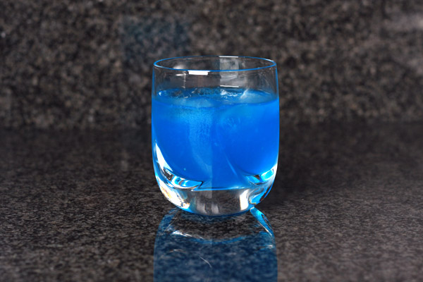 Cocktail hour blue kamikaze things for boys for Cocktail kamikaze